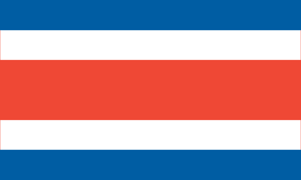 Costa Rican Flag (Flag of