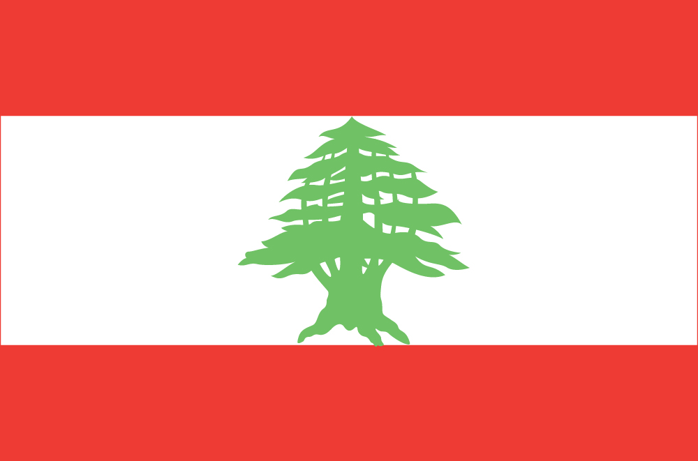 Lebanese Flag (Flag of Lebanon)