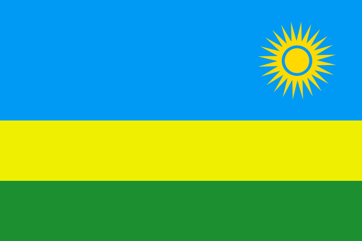 pin rwandan flag on - photo #27