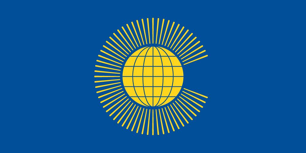 commonwealth of nations. Commonwealth of Nations Flag