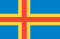 Aaland Islands Flag